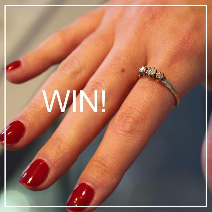 Win a Beautiful Diamond Ring valued at $2000