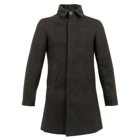 Matinique Dramer Black Coat