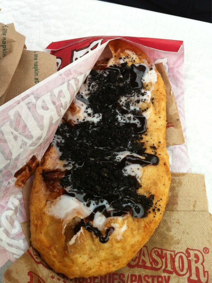 Coco Vanil' makes for a great first taste! Twitter / TaliCalder: My first beaver tail!! ...