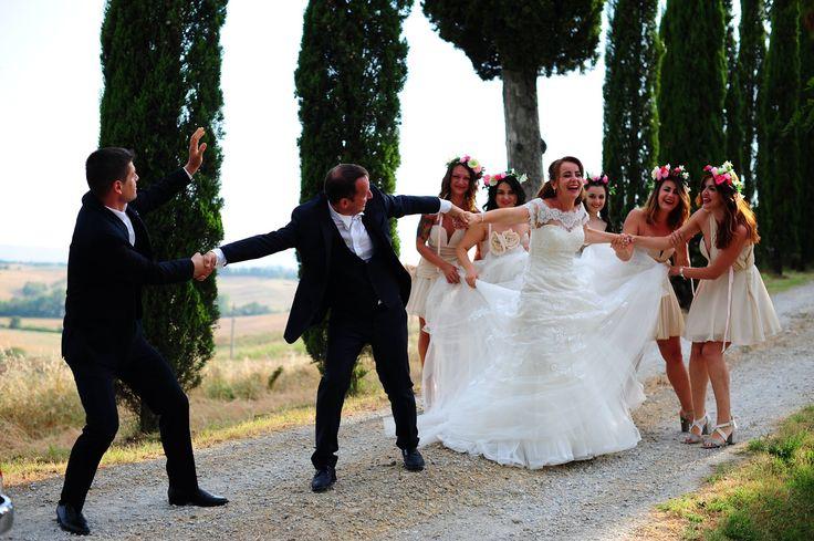 wedding bridesmaid foto