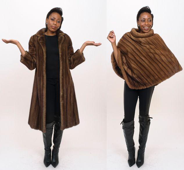 122 best Vintage Fur Restyling images on Pinterest | Vintage fur ...