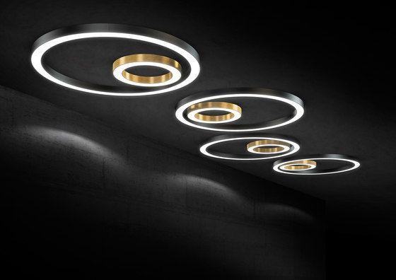 Silver Ring by Panzeri | General lighting