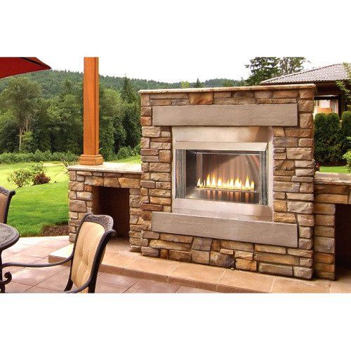 17 Best Ideas About Outdoor Propane Fireplace On Pinterest Fire - Outdoor Lp Fireplace BestFireplace 2017