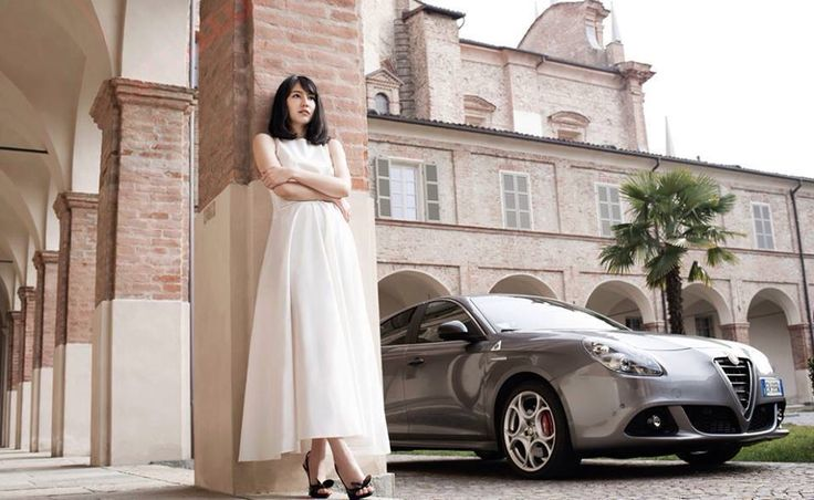 Piękna i… bella! #AlfaRomeo #Giulietta