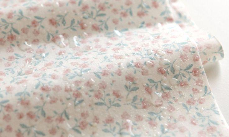 1Y Laminated Fabric : Rose Garden - Dailylike Canada