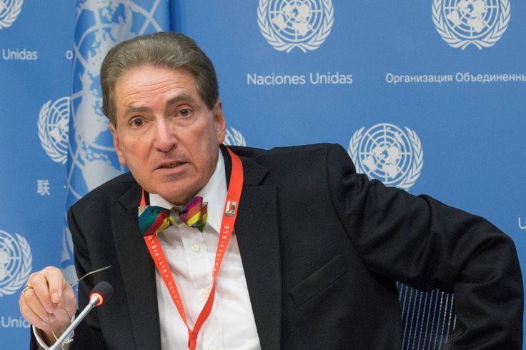 Un alt càrrec de l'ONU carrega així contra Europa per callar davant les agressions a Catalunya - Per Catalunya