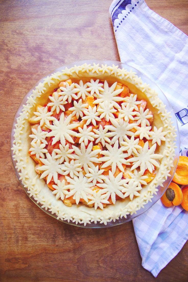 apricot peach pie