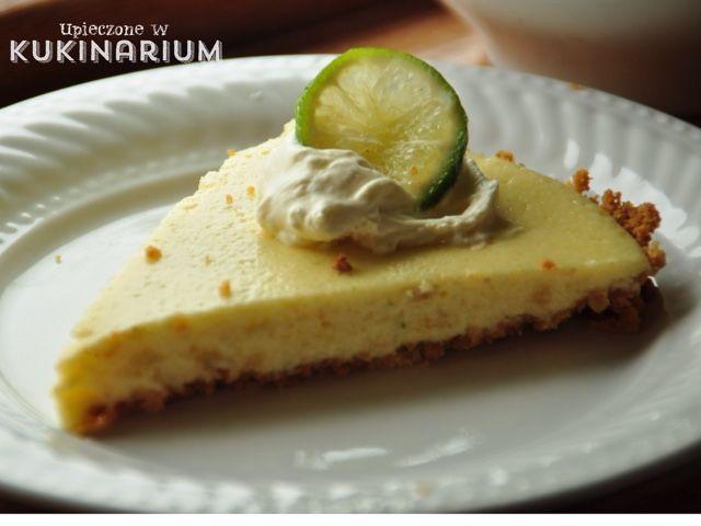 Kukinarium: Key Lime Pie - tarta limonkowa
