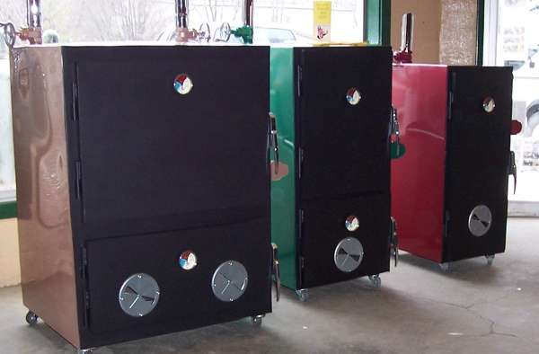 Spicewine Smokers Feature Fully Insulated Up To 1200