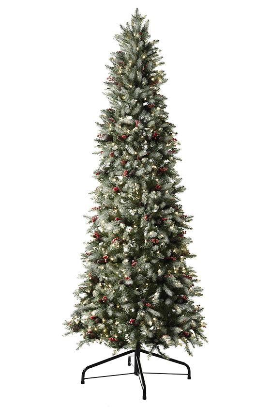 slim dunhill fir prelit artificial christmas tree artificial christmas trees pre lit