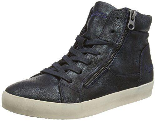 Dockers by Gerli 36AI203-680160, Damen Hohe Sneakers, Sch... https