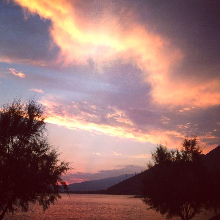 Amazing sunset!!