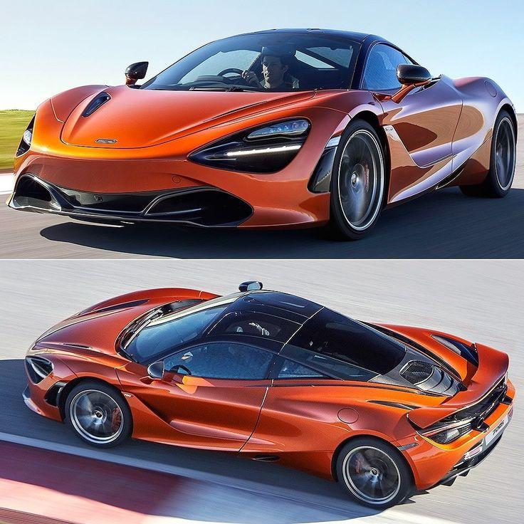 McLaren 720S 2018 Bólido inglês quer ser a dor de cabeça para Lamborghini Aventador e Ferrari 812 Superfast! O720S sucede o 650S na família Super Serires e oferece estrutura em fibra de carbono e design fluido com direito às icônicas portas de abertura vertical.  O motor é um 4.0 biturbo V8 com 720 cavalos e torque de 770 Nm. Segundo a McLaren faz de 0 a 100 km/h em apenas 2.9s. Espere 78s e já estará nos 200 km/h. O acelerador leva o 720S até os 341 km/h!  O interior tem painel com recurso…