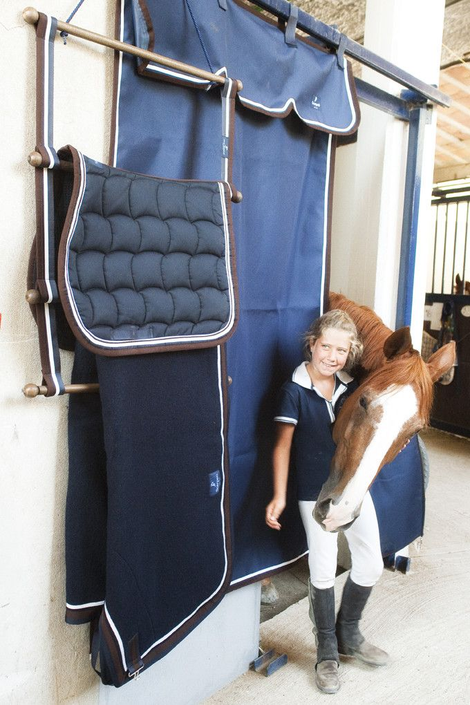 Anna Scarpati Saddle Pad Hanger