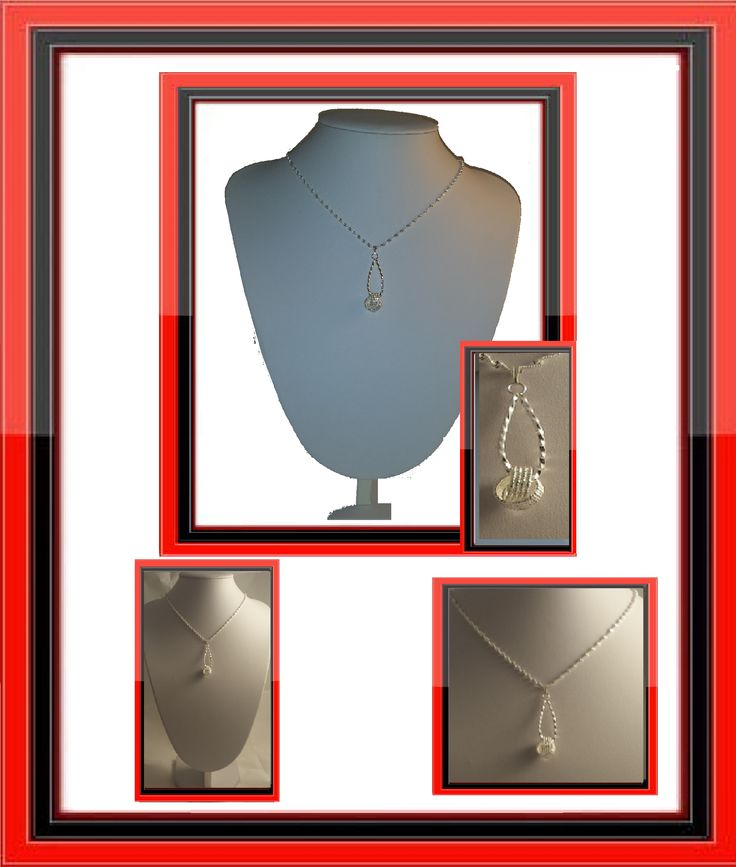Hangende Knoop Hangende Knoop/ Dangling Knot Een exclusieve Hanger en een elegante gedraaide zilveren ketting, De Hanger is een elegant symbool van de Knoop, ☞Elke bestelling word als een geschenkje ingepakt. ☞Bij elke bestelling wordt een kleine attentie aangeboden.