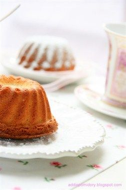 Cream cake with egg whites - Cooklet
