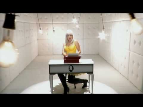 "Kate Miller-Heidke- ""Words"" So good! and such a creative video!"