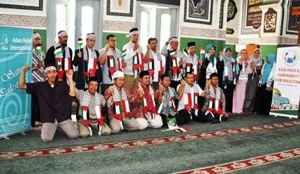 Puluhan Lembaga dan Ormas Islam Menentang Keras Penistaan Masjid Al-Aqsa
