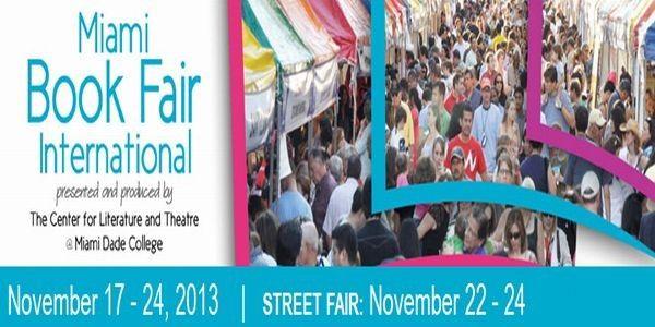 Miami Book Fair 2013