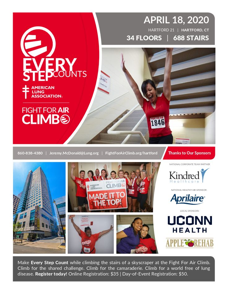 Sign Up TODAY! in 2020 American lung association