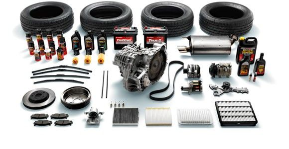 Parts catalog a step towards an informed decision