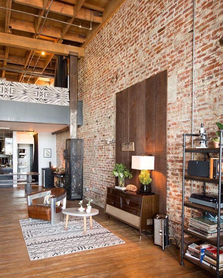 40 Incredible Lofts That Push Boundaries: 2019 Best Images About Loft & Studio On Pinterest