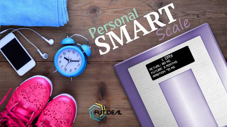 Personal Smart Scale