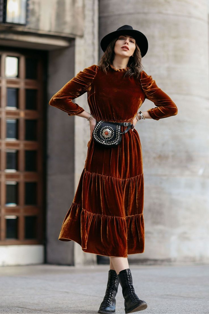 Stunning 37 Casual Boho Style for Winter Work Outfits vattire.com/…