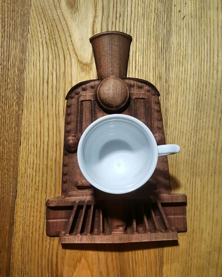 Wooden Coffee Presentations