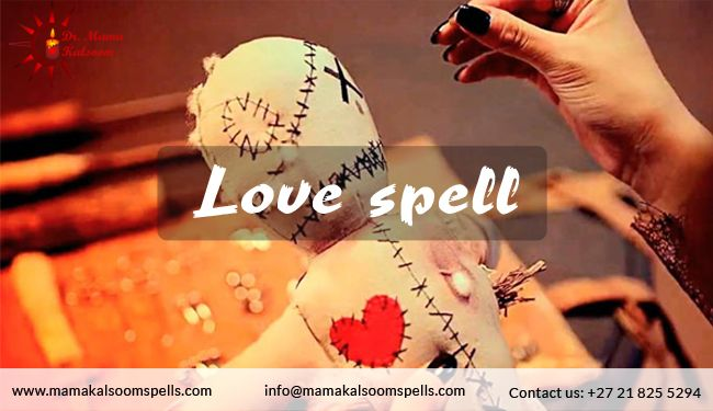 Mama Kalsoom casts White spells, African Voodoo spells, black magic spells and witchcraft spells. These love spells are for any type of romantic relationship whether straight, gay or bisexual. She is the African Queen of voodoo spells.
