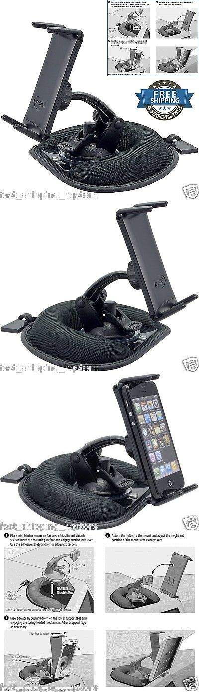 GPS Holders And Mounts Cell Phone Dash Mount Bean Bag Friction Iphone Car Auto Stand