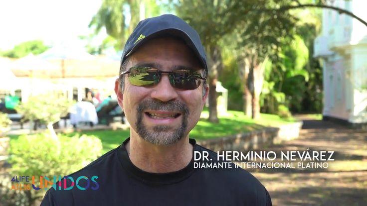 Invitación para la Convención 4Life 2016  por el DIP Dr Herminio Nevárez