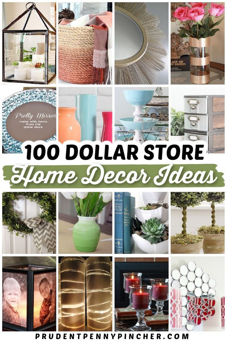 100 Dollar Store Diy Home Decor Ideas Dollar Store Diy Decorations Diy Dollar Store Crafts Diy Dollar Tree Decor