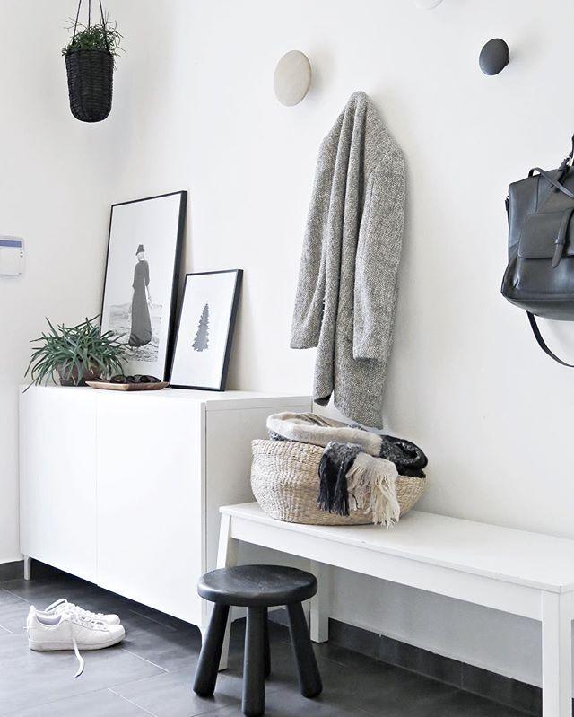 Elegant Hallway Storage Ideas