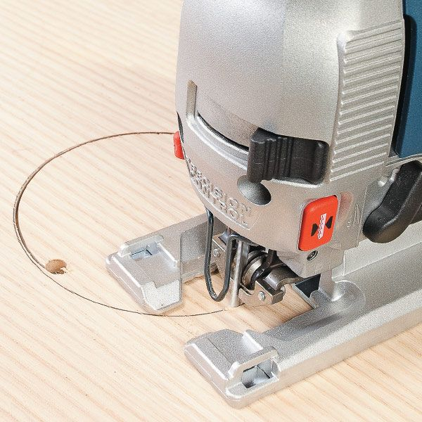Learn The Proper Technique For Cutting A Clean Opening In A Wood