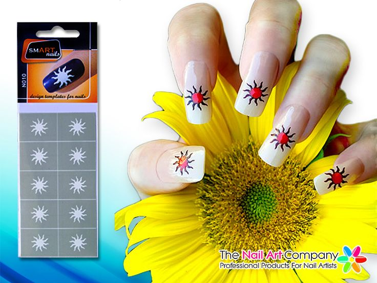 67 best smart nails nail art stencils images on pinterest nail the nail art company smart nails sun nail art stencil set n010 prinsesfo Images