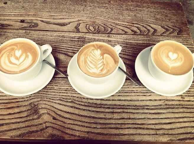 25 Unmissable Coffee Shops In London Just in case I ever end up there!!