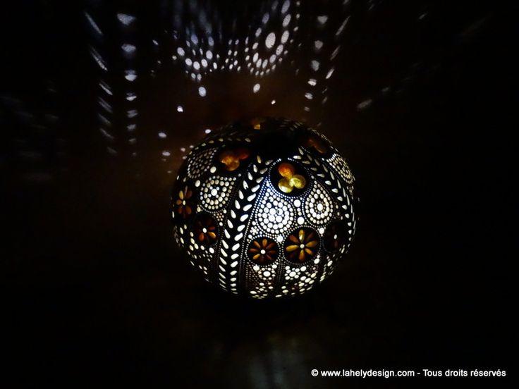 91 best Gourd Calebasse lamp images on Pinterest