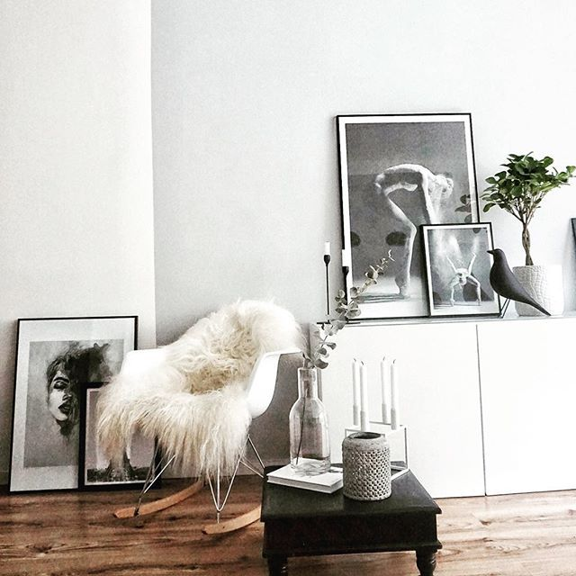 Fresh Inspiration in Grau Warum nicht mal die Farbkante auf die Wandfl che setzen kolorat