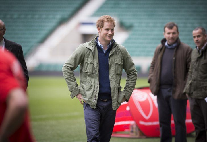 Pin for Later: Royal Report: Prince Harry, Master of #TBT