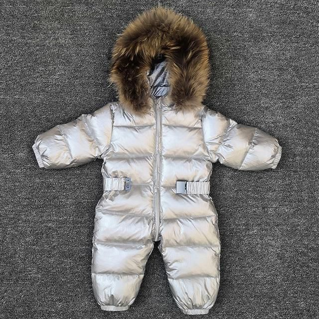 Tronet Baby Girl Boy Winter Fur Long Thick Warm Cartoon Cloak Jacket Thick Warm Hooded Outerwear Clothes Parkas
