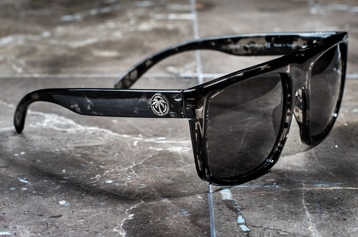 Regulator Sunglasses: Granite from Heat Wave Visual