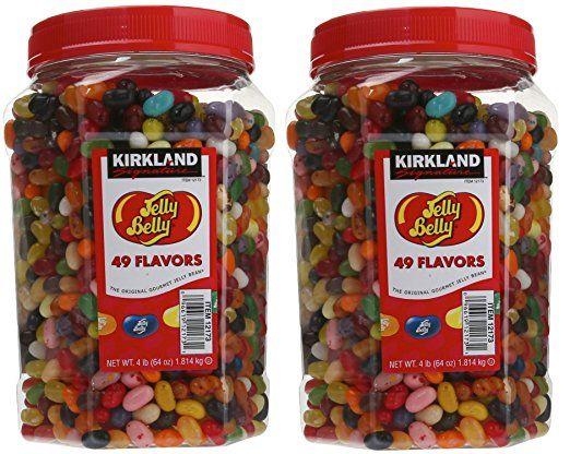 Kirkland Signature Gourmet Jelly Beans - 4 lb - 2 Pack