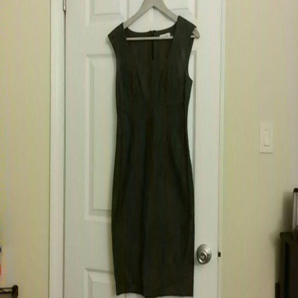 Woman's Dress - Business Professional Attire Great Condition/Worn Twice! - Knee Length Sleeveless Dress Calvin Klein Dresses