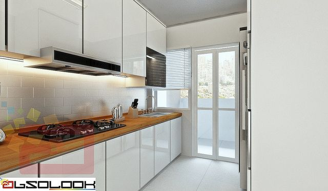 HDB BTO 4 Room Costa Ris With Scandinavian theme Interior