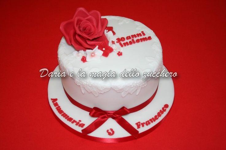 #Vintage cake #Rose cake