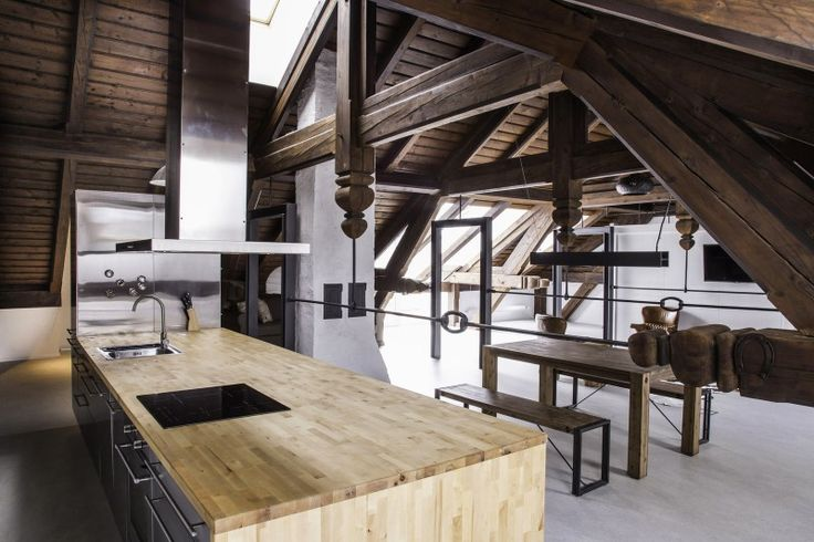 Adaptation of an attic space for summer - Ora Architecture (3)