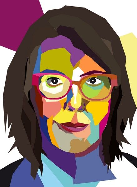 How to Create a Geometric, WPAP Vector Portrait in Adobe Illustrator – Design & Illustration – Tuts+ Tutorials