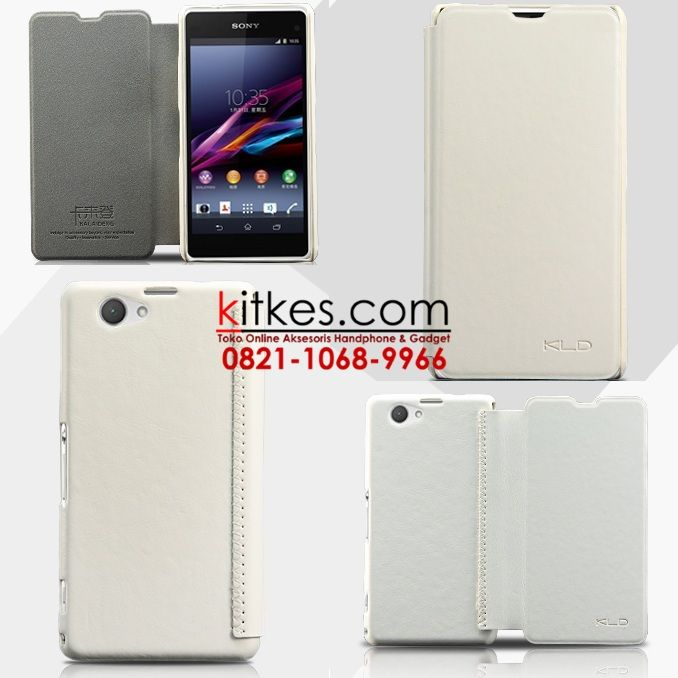 Kalaideng Enland Leather Case Sony Xperia Z1 Compact - Rp 140.000