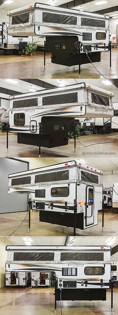 rvs: New 2018 Ss-550 Lightweight Lite Pop Up Slide In Pickup Truck Camper For Sale -> BUY IT NOW ONLY: $9499 on eBay!